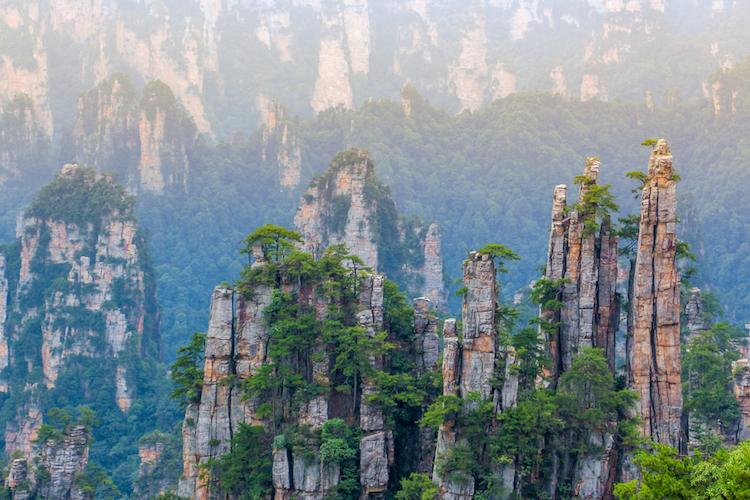 парящие холмы