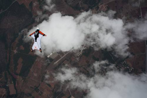 wingsuit - Stone Forest
