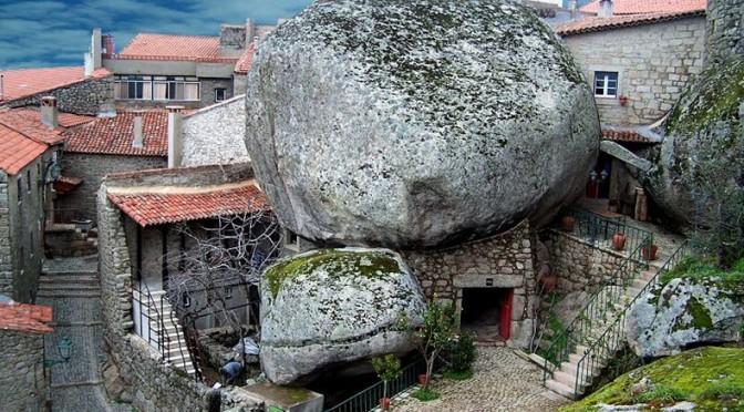 Каменная деревня. Монсанто