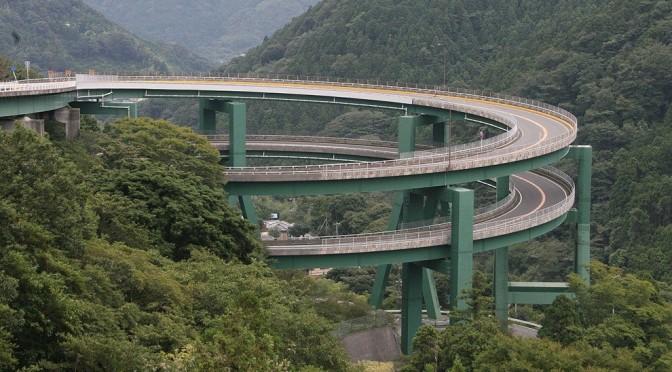 мост в Японии