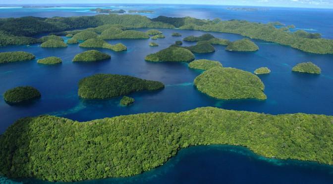 Чудо-острова. Палау