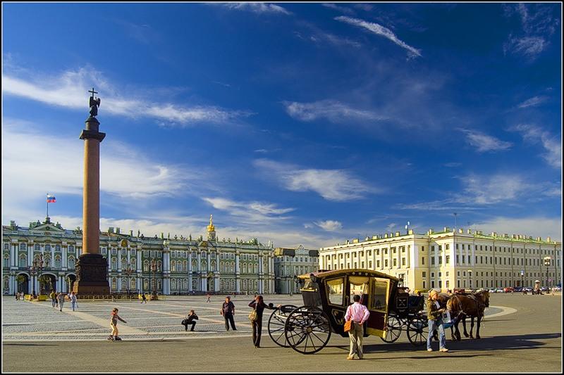 Отдых через турагентства Санкт-Петербурга
