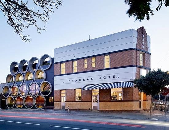 Оригинальный отель в Мельбурне