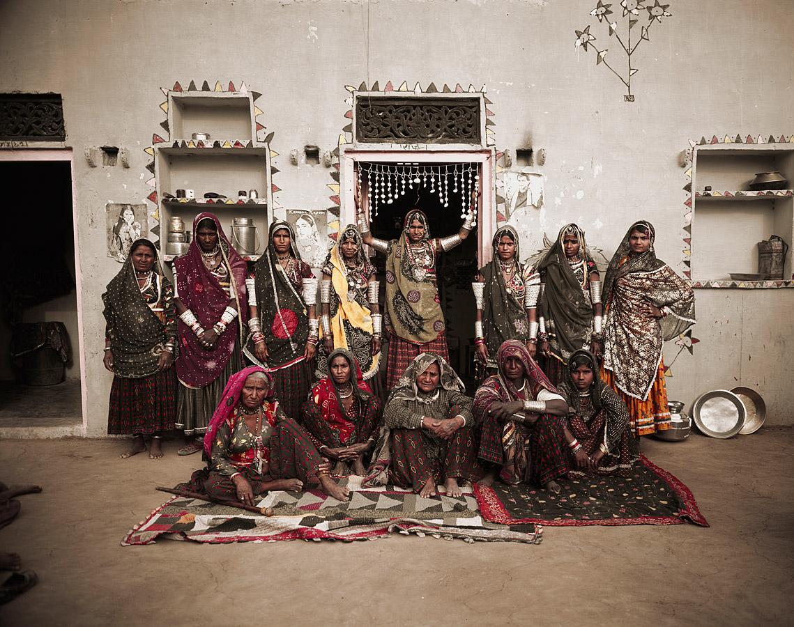 племя рабари