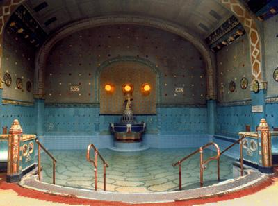 Самые интересные бани мира