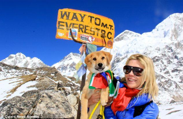 Рупи на Эвересте