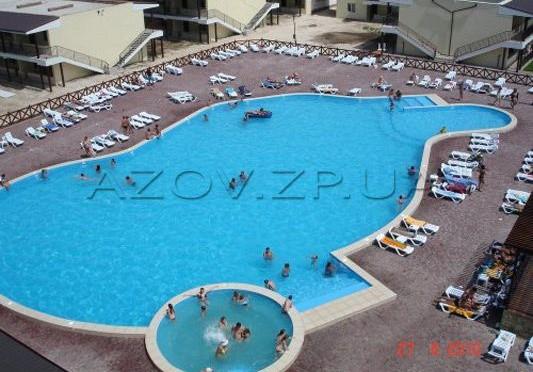 Песчаное счастье Азовского моря