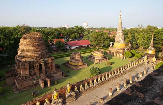 «Золотое кольцо Бангкока»: заглядываем в душу столицы Таиланда