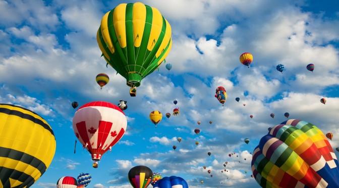 Как подготовится к полету на воздушном шаре?