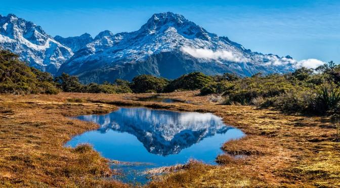 Рай на земле. Южная Новая Зеландия