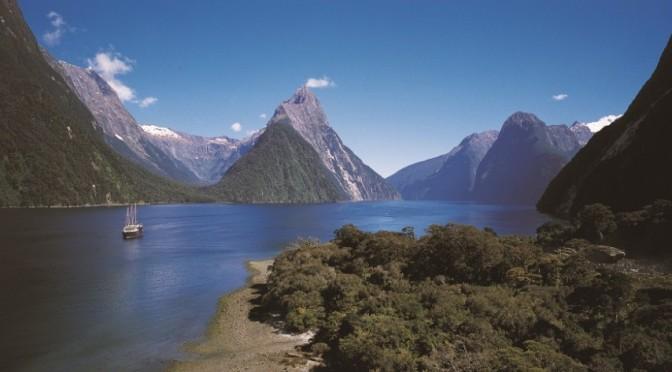 Волшебная Новая Зеландия