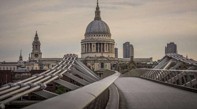 Лондон перед рассветом: апокалипсис случился?