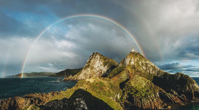 Вокруг Новой Зеландии за 40 дней