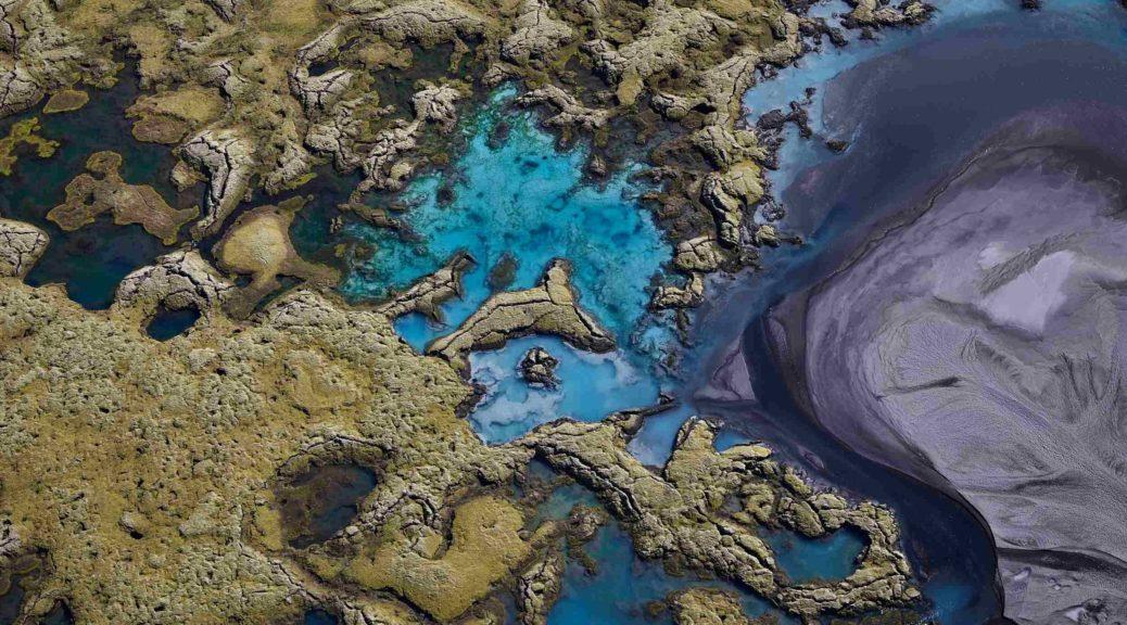 сюрреалистичная исландия