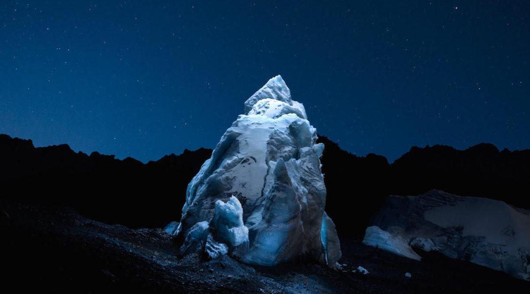 ЮА-ледник