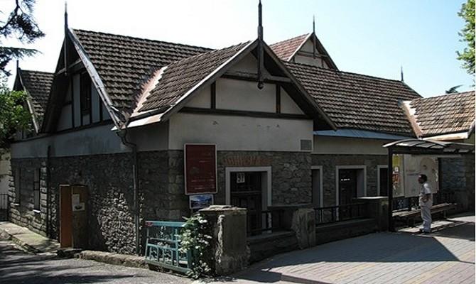 Этнографический музей Лазаревское