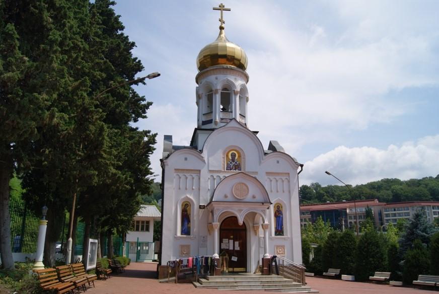лазаревское храм николая чудотворца