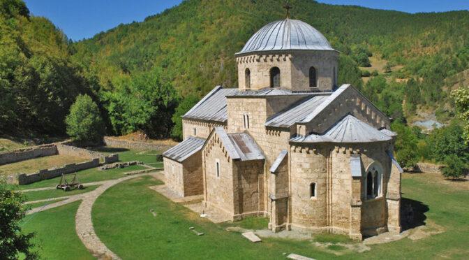 Средневековые монастыри Европы: время появления и их названия, самый старый храм